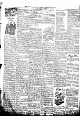 The Algona Republican from Algona, Iowa on September 9, 1891 · Page 3