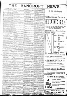 The Algona Republican from Algona, Iowa on September 9, 1891 · Page 8