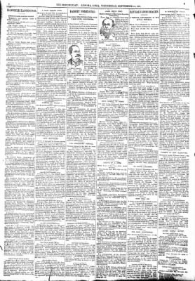 The Algona Republican from Algona, Iowa on September 16, 1891 · Page 2