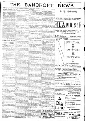 The Algona Republican from Algona, Iowa on September 16, 1891 · Page 6