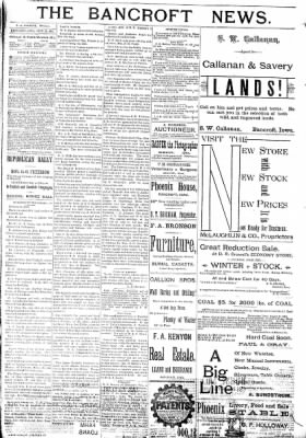 The Algona Republican from Algona, Iowa on September 23, 1891 · Page 6