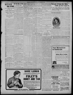 The Wichita Beacon from Wichita, Kansas on January 8, 1904 · Page 3