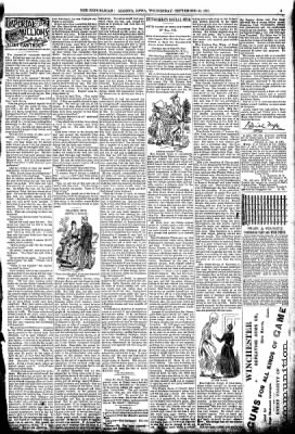 The Algona Republican from Algona, Iowa on September 30, 1891 · Page 3