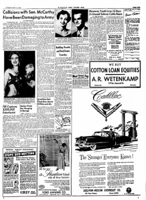 The Courier News from Blytheville, Arkansas on May 11, 1954 · Page 5