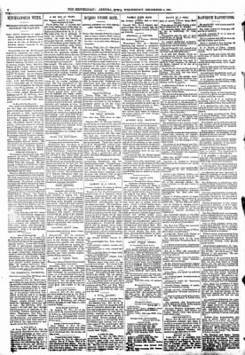 The Algona Republican from Algona, Iowa on December 2, 1891 · Page 2