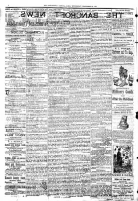 The Algona Republican from Algona, Iowa on December 23, 1891 · Page 4