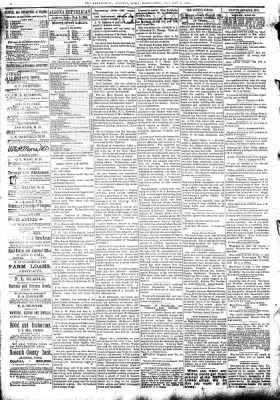The Algona Republican from Algona, Iowa on January 6, 1892 · Page 4
