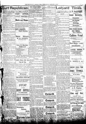The Algona Republican from Algona, Iowa on January 6, 1892 · Page 7