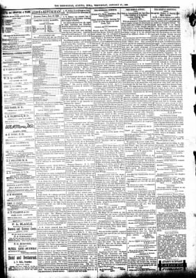The Algona Republican from Algona, Iowa on January 27, 1892 · Page 4
