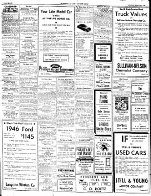 The Courier News from Blytheville, Arkansas on March 14, 1949 · Page 8