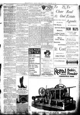 The Algona Republican from Algona, Iowa on February 24, 1892 · Page 5