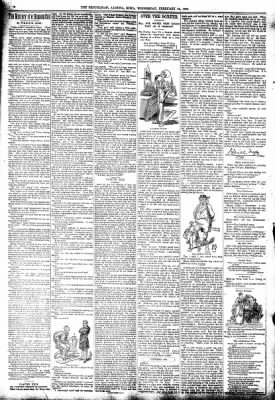 The Algona Republican from Algona, Iowa on February 24, 1892 · Page 6