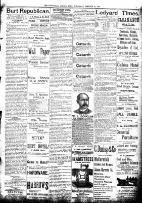 The Algona Republican from Algona, Iowa on February 24, 1892 · Page 7