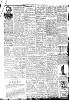 The Algona Republican from Algona, Iowa on April 27, 1892 · Page 8