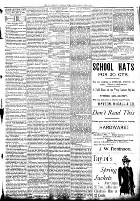 The Algona Republican from Algona, Iowa on May 4, 1892 · Page 5