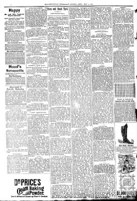 The Algona Republican from Algona, Iowa on May 4, 1892 · Page 8