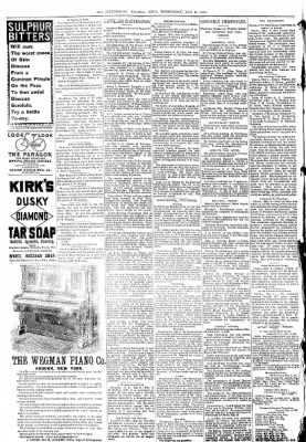 The Algona Republican from Algona, Iowa on May 11, 1892 · Page 2