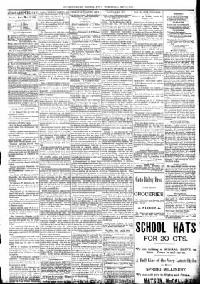 The Algona Republican from Algona, Iowa on May 11, 1892 · Page 5