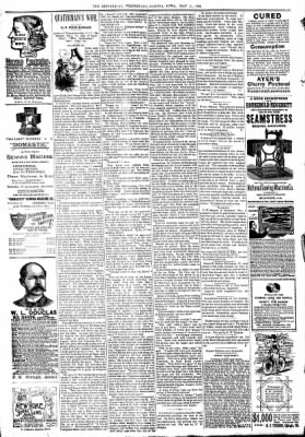 The Algona Republican from Algona, Iowa on May 11, 1892 · Page 6