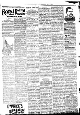 The Algona Republican from Algona, Iowa on May 18, 1892 · Page 8