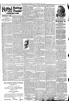 The Algona Republican from Algona, Iowa on May 25, 1892 · Page 8