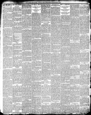 The Algona Upper Des Moines from Algona, Iowa on September 3, 1890 · Page 2
