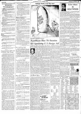 The Courier News from Blytheville, Arkansas on August 15, 1953 · Page 4