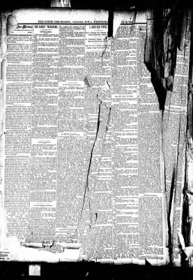 The Algona Upper Des Moines from Algona, Iowa on October 15, 1890 · Page 8