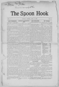 Sample The Spoon Hook front page