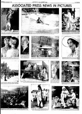 The Courier News from Blytheville, Arkansas on August 15, 1953 · Page 7