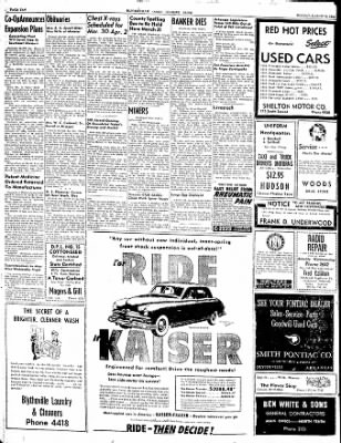 The Courier News from Blytheville, Arkansas on March 14, 1949 · Page 10