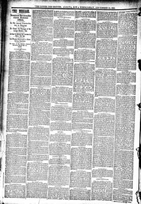 The Algona Upper Des Moines from Algona, Iowa on December 10, 1890 · Page 6