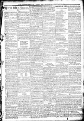 The Algona Upper Des Moines from Algona, Iowa on January 21, 1891 · Page 3