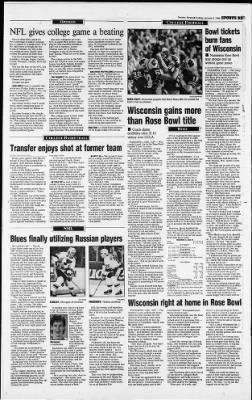 Herald and Review from Decatur, Illinois on January 2, 1994