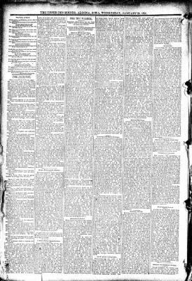 The Algona Upper Des Moines from Algona, Iowa on January 28, 1891 · Page 6