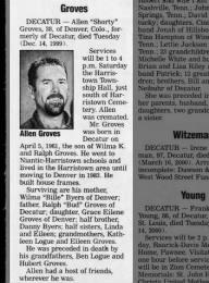 Herald and Review from Decatur, Illinois on March 17, 2000
