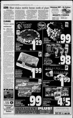 Herald and Review from Decatur, Illinois on January 11, 1998 · Page 8