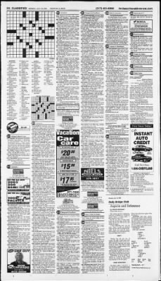 Herald and Review from Decatur, Illinois on July 19, 2004