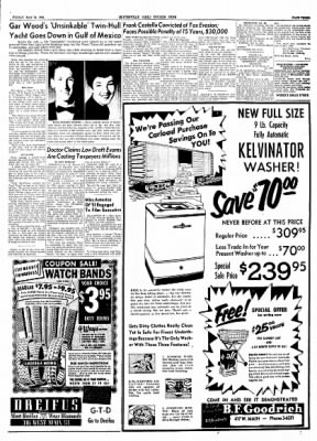 The Courier News from Blytheville, Arkansas on May 14, 1954 · Page 3