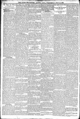 The Algona Upper Des Moines from Algona, Iowa on July 13, 1892 · Page 4