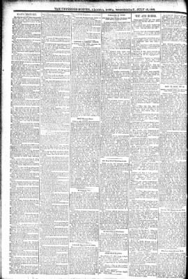 The Algona Upper Des Moines from Algona, Iowa on July 13, 1892 · Page 6