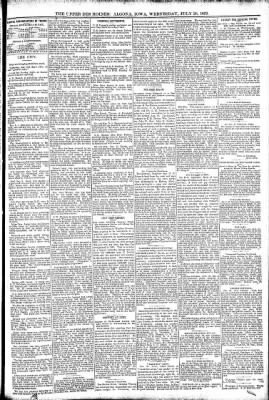 The Algona Upper Des Moines from Algona, Iowa on July 20, 1892 · Page 7