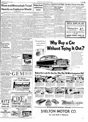The Courier News from Blytheville, Arkansas on August 18, 1953 · Page 5