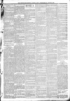 The Algona Upper Des Moines from Algona, Iowa on June 17, 1891 · Page 7