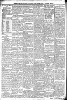 The Algona Upper Des Moines from Algona, Iowa on August 24, 1892 · Page 4