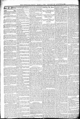 The Algona Upper Des Moines from Algona, Iowa on August 31, 1892 · Page 6