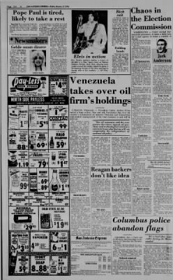 San Antonio Express from ,  on January 2, 1976 · Page 2