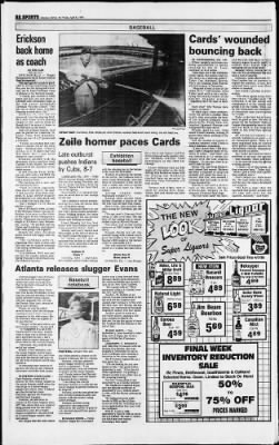 Herald and Review from Decatur, Illinois on April 6, 1990 · Page 14