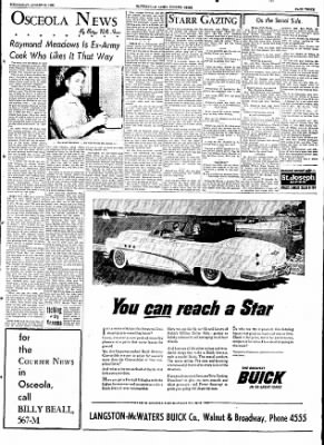 The Courier News from Blytheville, Arkansas on August 19, 1953 · Page 3