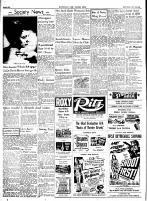 The Courier News from Blytheville, Arkansas on May 15, 1954 · Page 2